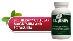 Biotherapy Cellular Magnesium and Potassium