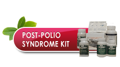 Biotherapy Clinic. Post Polio Syndrome Kit