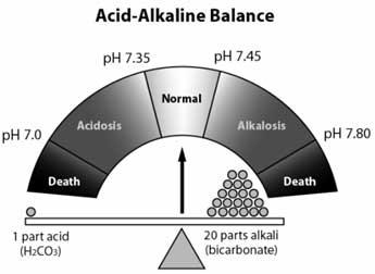 alkalize
